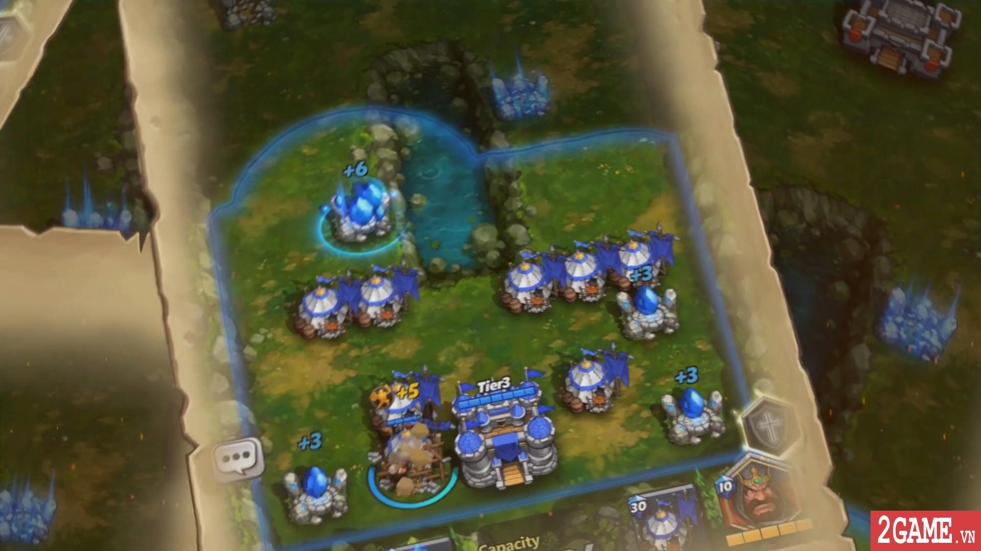 Castle Burn – Game phong cách Clash Royale đầy cuốn hút 1