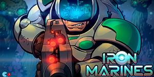 Iron Marines – Hé lộ tân binh RPG từ cha đẻ bom tấn Kingdom Rush