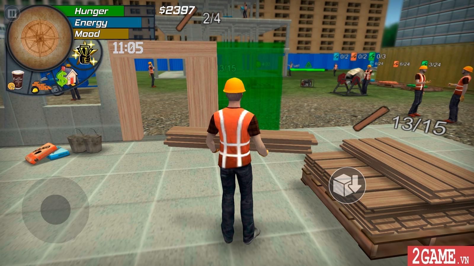 Big City Life Simulator – Khi The Sim và GTA kết hợp với nhau tạo ra lối chơi đầy bá đạo 0