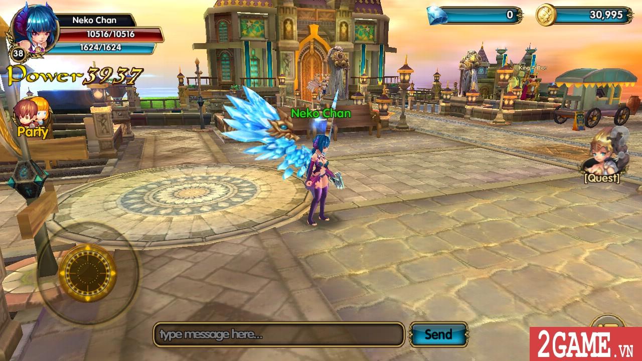 Barkost RPG – Game nhập vai thế giới mở cho bạn thỏa thích khám phá trên nền tảng mobile 4