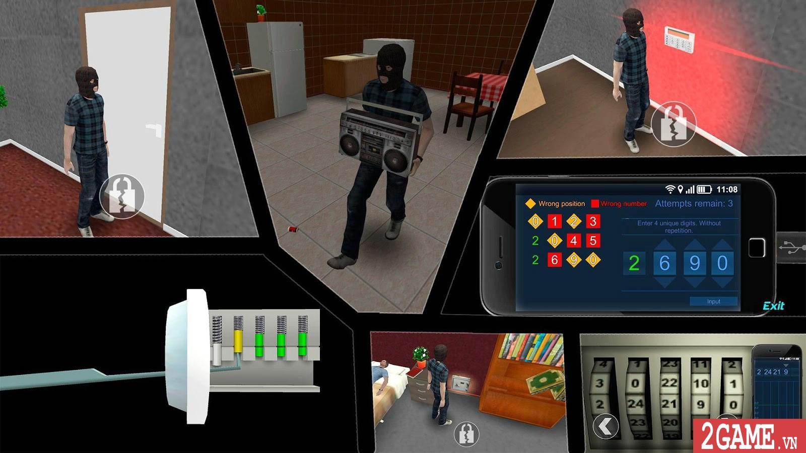 Big City Life Simulator – Khi The Sim và GTA kết hợp với nhau tạo ra lối chơi đầy bá đạo 1