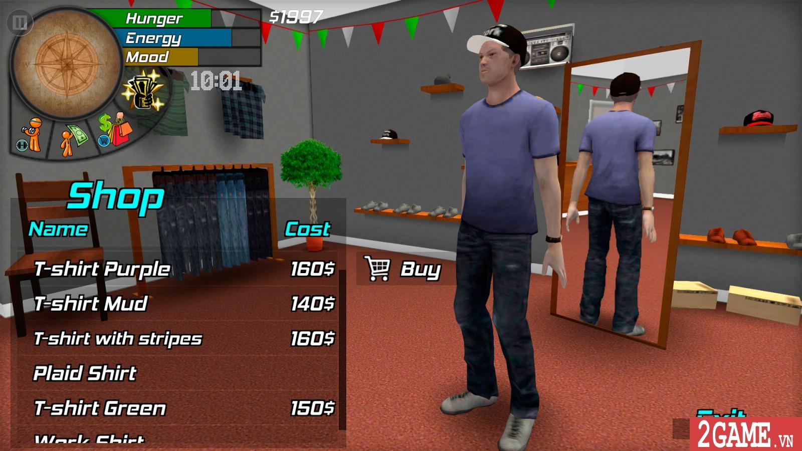 Big City Life Simulator – Khi The Sim và GTA kết hợp với nhau tạo ra lối chơi đầy bá đạo 3
