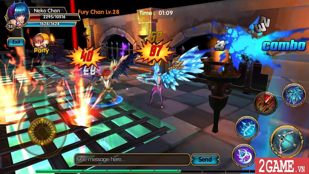 Barkost RPG – Game nhập vai thế giới mở cho bạn thỏa thích khám phá trên nền tảng mobile 0