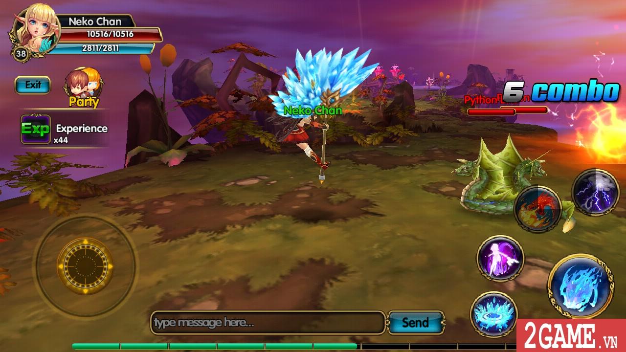Barkost RPG – Game nhập vai thế giới mở cho bạn thỏa thích khám phá trên nền tảng mobile 1