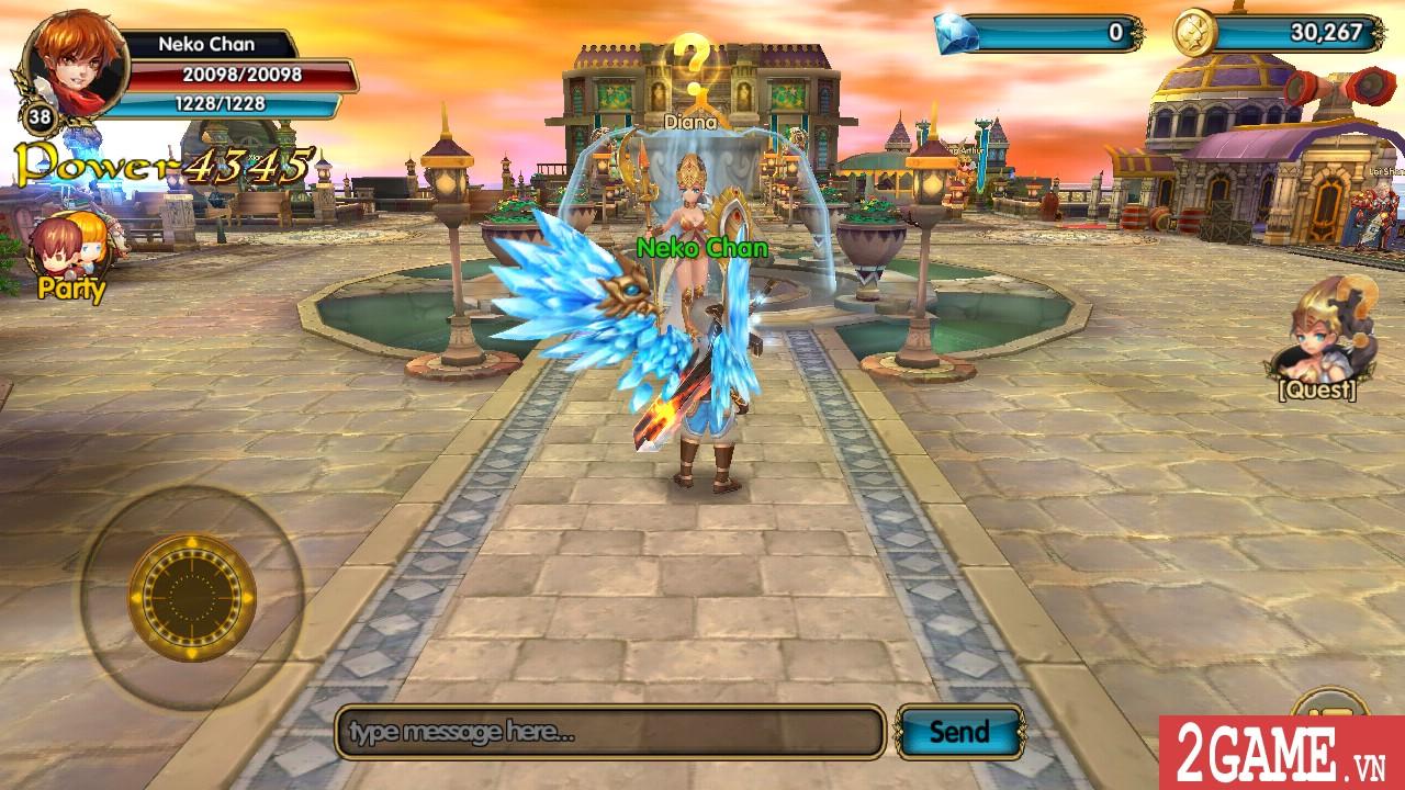 Barkost RPG – Game nhập vai thế giới mở cho bạn thỏa thích khám phá trên nền tảng mobile 3