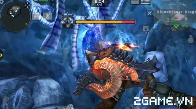 Crossfire Legends - Đánh giá Blunderbuss-Dragon: Dị nhân trong thế giới vũ khí 1