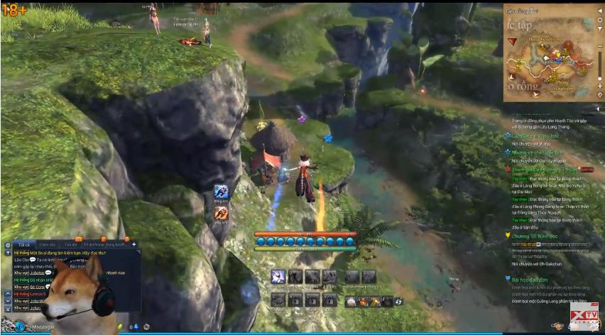 [Stream Game] Quẩy game bom tấn Blade and Soul Việt Nam và giao lưu với đọc giả 2Game 0