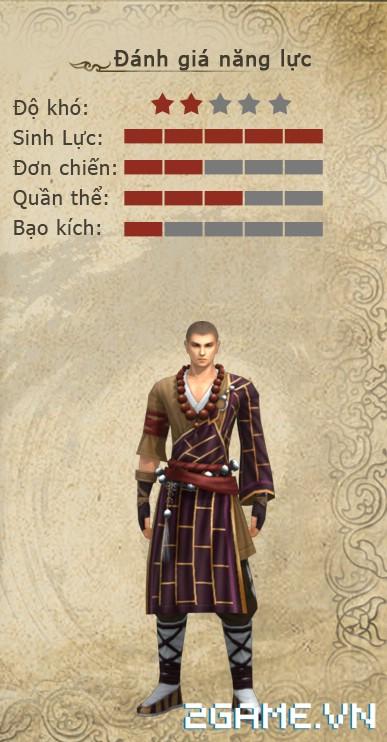 Cửu Âm Truyền Kỳ - Môn phái Thiếu Lâm 1