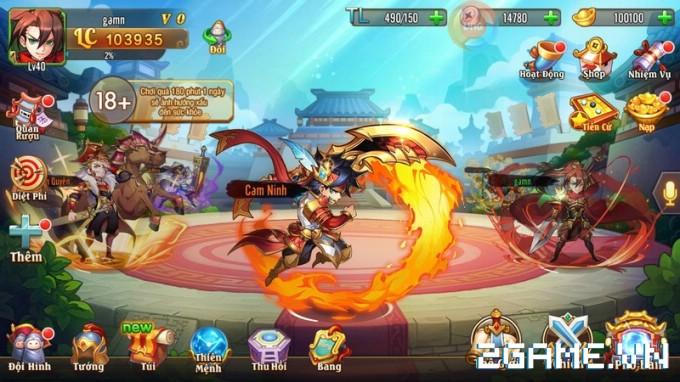 OMG 3Q VNG - Vì sao được xem là tinh hoa của game đấu tướng chiến thuật? 0