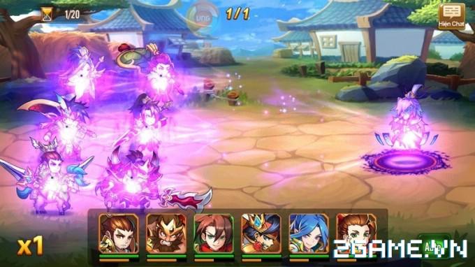OMG 3Q VNG - Vì sao được xem là tinh hoa của game đấu tướng chiến thuật? 1
