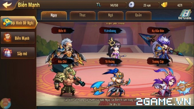 OMG 3Q VNG - Vì sao được xem là tinh hoa của game đấu tướng chiến thuật? 4