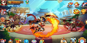 OMG 3Q VNG – Vì sao được xem là tinh hoa của game đấu tướng chiến thuật?