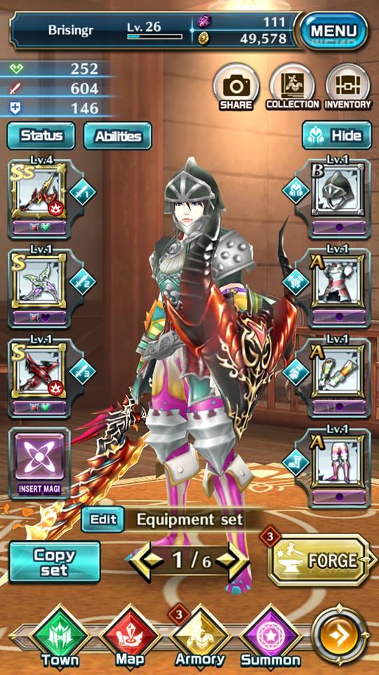 Dragon Project - Săn Rồng Mobile: Hướng dẫn cách săn đồ S và SS 5