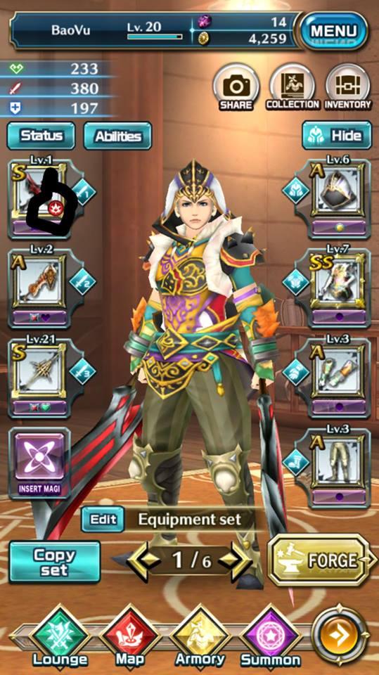 Dragon Project - Săn Rồng Mobile: Hướng dẫn cách săn đồ S và SS 6