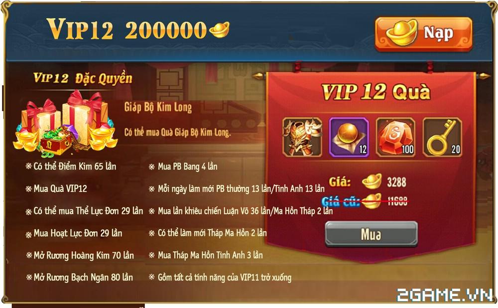 OMG 3Q VNG - Phúc lợi VIP 11