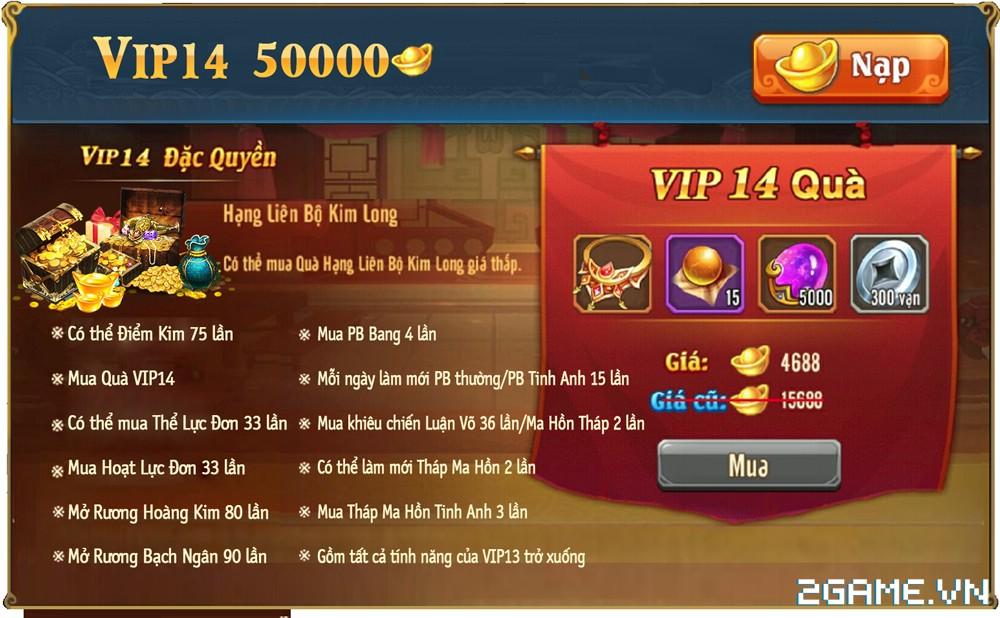 OMG 3Q VNG - Phúc lợi VIP 13