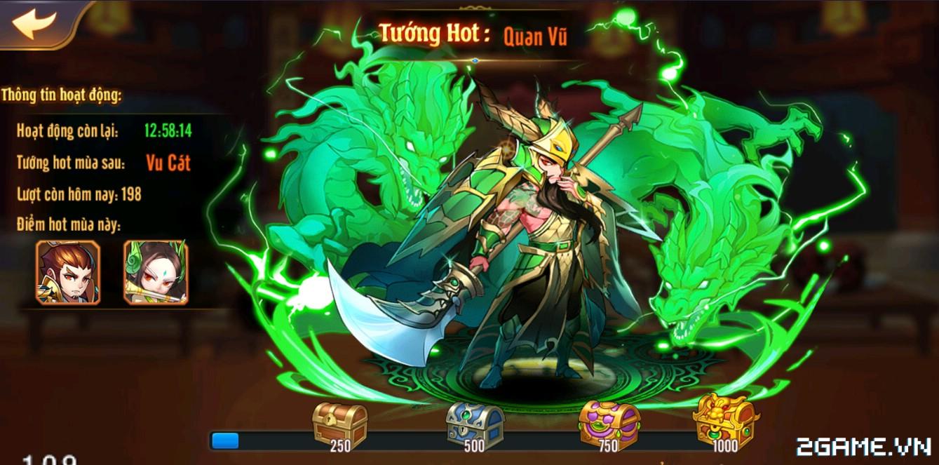 OMG 3Q VNG - Chiêu mộ võ tướng 2