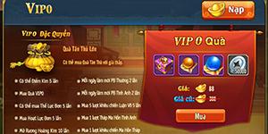 OMG 3Q VNG – Phúc lợi VIP