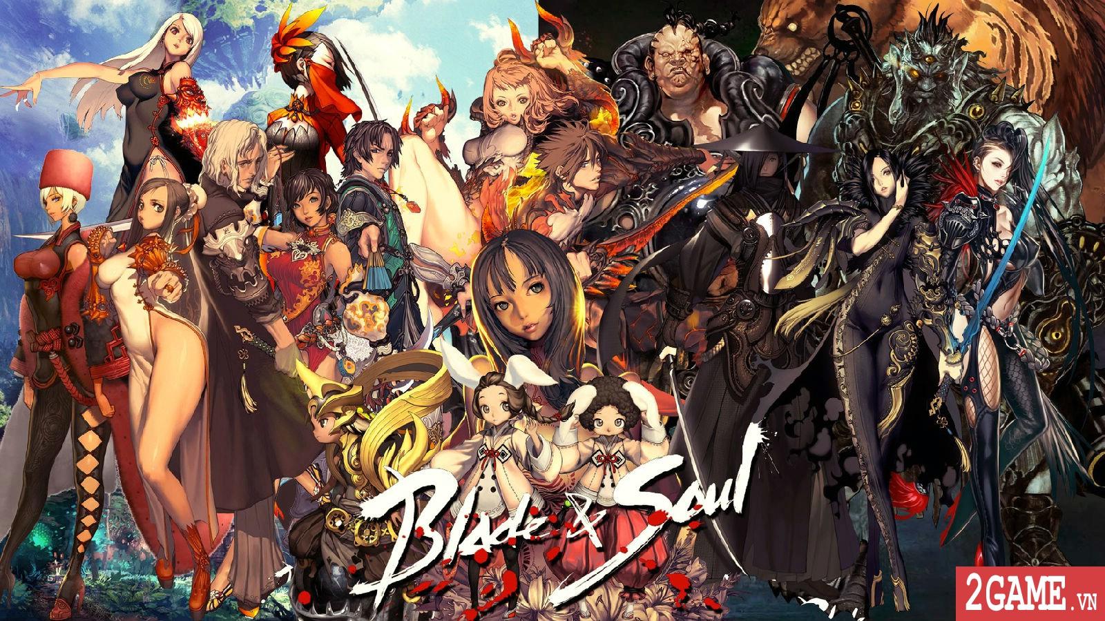 Lần đầu tôi chơi Blade and Soul: Game đẹp, điều khiển phức tạp, đánh đấm sướng tay thật! 0