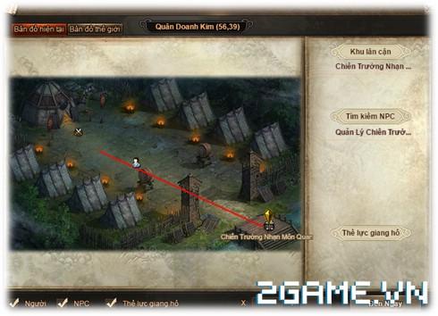 Cửu Âm Truyền Kỳ - Chiến trường Nhạn Môn Quan 2