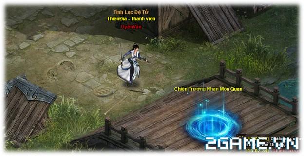 Cửu Âm Truyền Kỳ - Chiến trường Nhạn Môn Quan 3