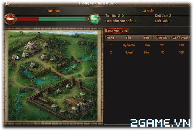 Cửu Âm Truyền Kỳ - Chiến trường Nhạn Môn Quan 6