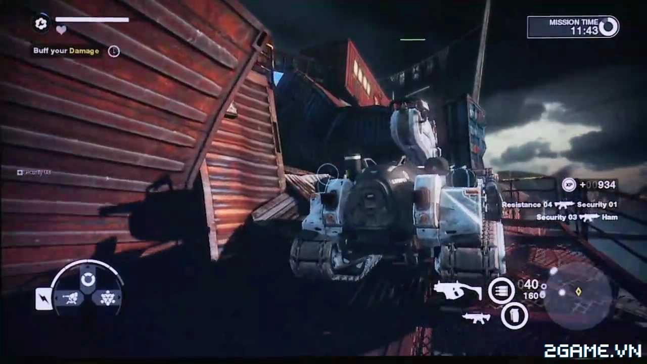 BRINK Online - Game bắn súng sinh tử bất ngờ cho chơi miễn phí trên Steam 1