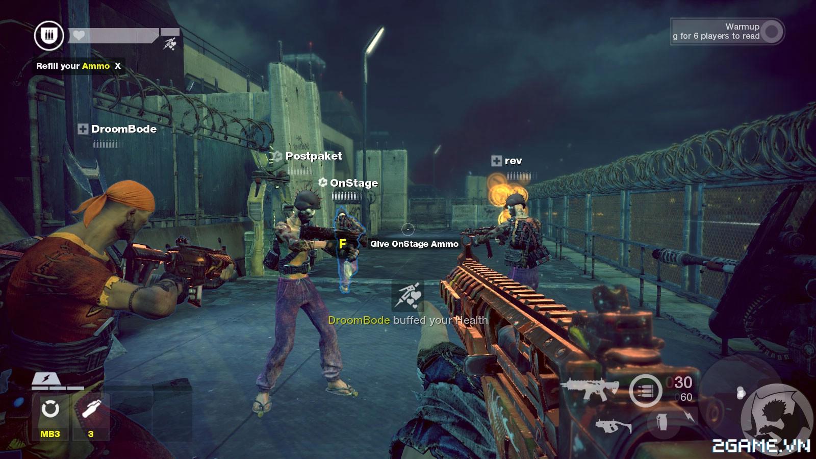 BRINK Online - Game bắn súng sinh tử bất ngờ cho chơi miễn phí trên Steam 2