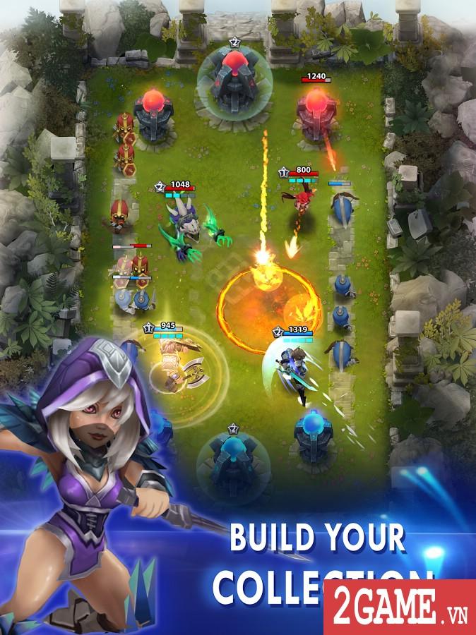 Brawlstar Legends – Game MOBA phong cách 2 đấu 2 kết hợp chiến thuật thả quân đầy hay ho 2