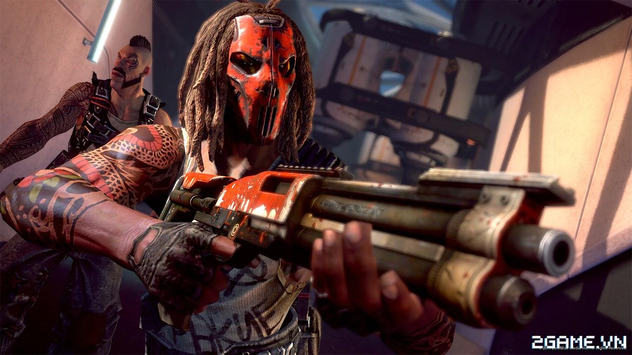 BRINK Online - Game bắn súng sinh tử bất ngờ cho chơi miễn phí trên Steam 0