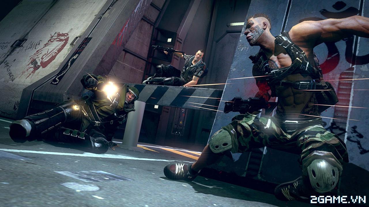 BRINK Online - Game bắn súng sinh tử bất ngờ cho chơi miễn phí trên Steam 3