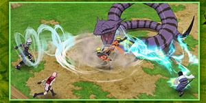 Ninja Voltage – Game Naruto nhập vai thế hệ mới chính chủ trên mobile vừa lộ diện