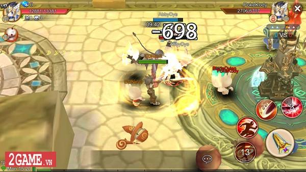 SEAL: New World – Phiên bản di động của game nhập vai Seal Online đã lộ diện 6