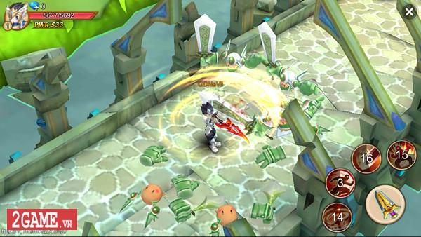 SEAL: New World – Phiên bản di động của game nhập vai Seal Online đã lộ diện 8