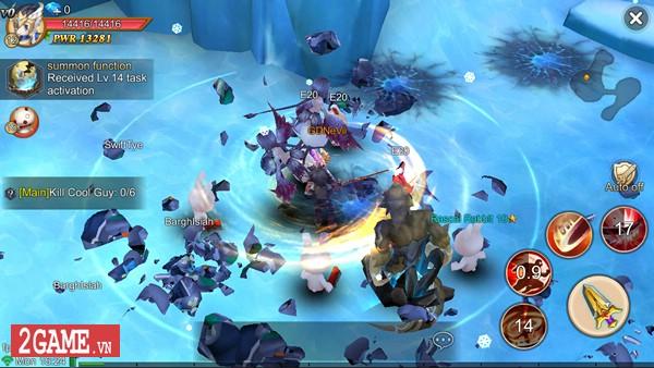 SEAL: New World – Phiên bản di động của game nhập vai Seal Online đã lộ diện 10