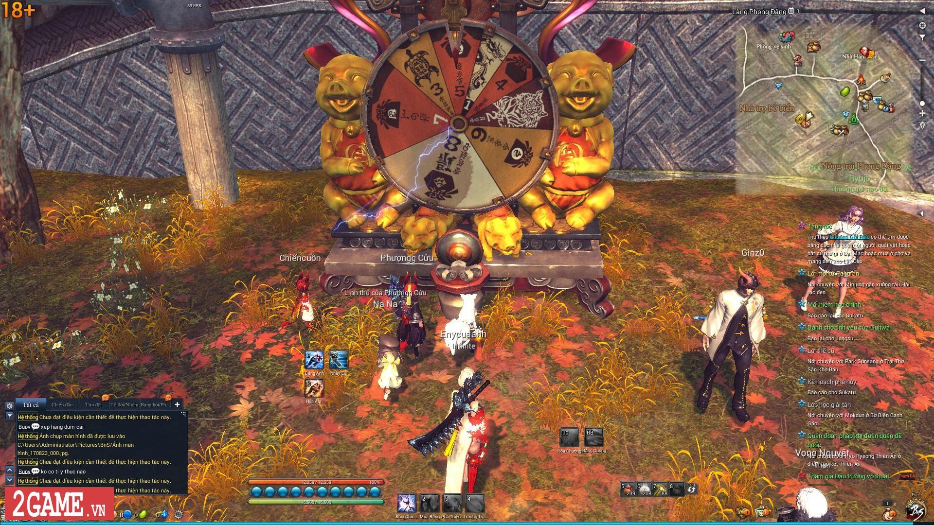 Lần đầu tôi chơi Blade and Soul: Game đẹp, điều khiển phức tạp, đánh đấm sướng tay thật! 1