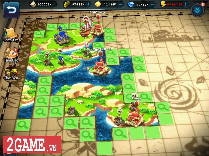 Doto Mobile - Tựa game nhập vai chiến thuật hứa hẹn hồi sinh tượng đài Warcraft 3 tại Việt Nam 5