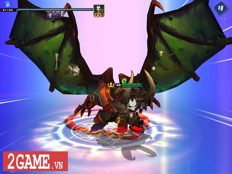 Doto Mobile - Tựa game nhập vai chiến thuật hứa hẹn hồi sinh tượng đài Warcraft 3 tại Việt Nam 8