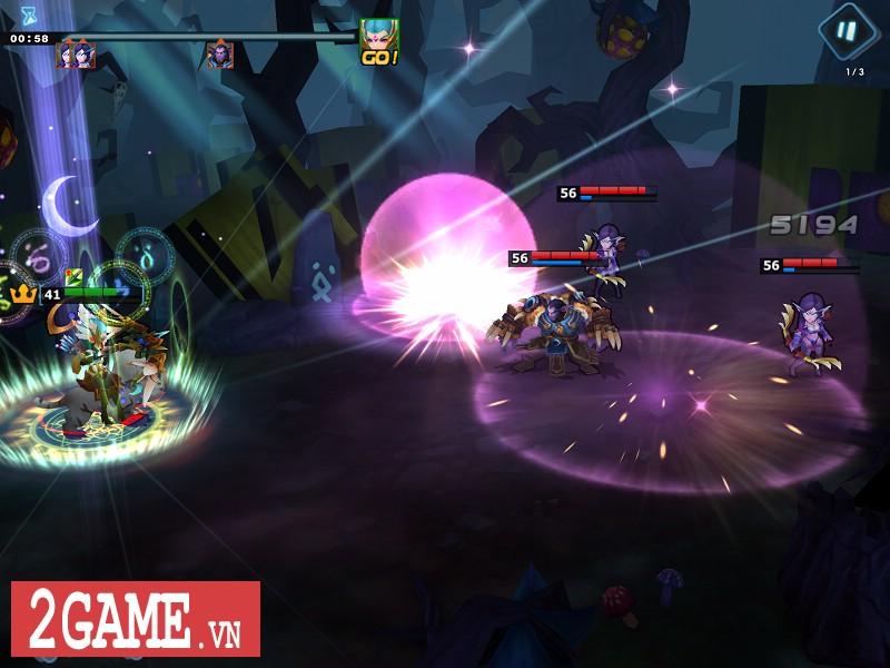 Doto Mobile - Tựa game nhập vai chiến thuật hứa hẹn hồi sinh tượng đài Warcraft 3 tại Việt Nam 6