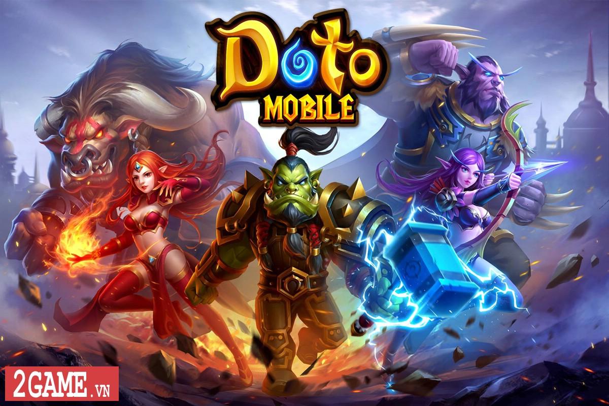 Doto Mobile - Tựa game nhập vai chiến thuật hứa hẹn hồi sinh tượng đài Warcraft 3 tại Việt Nam 4