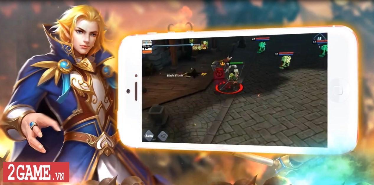 Doto Mobile - Tựa game nhập vai chiến thuật hứa hẹn hồi sinh tượng đài Warcraft 3 tại Việt Nam 7