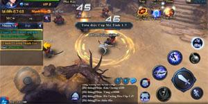 Game mới Ngộ Không Kỳ Truyện ra mắt game thủ Việt