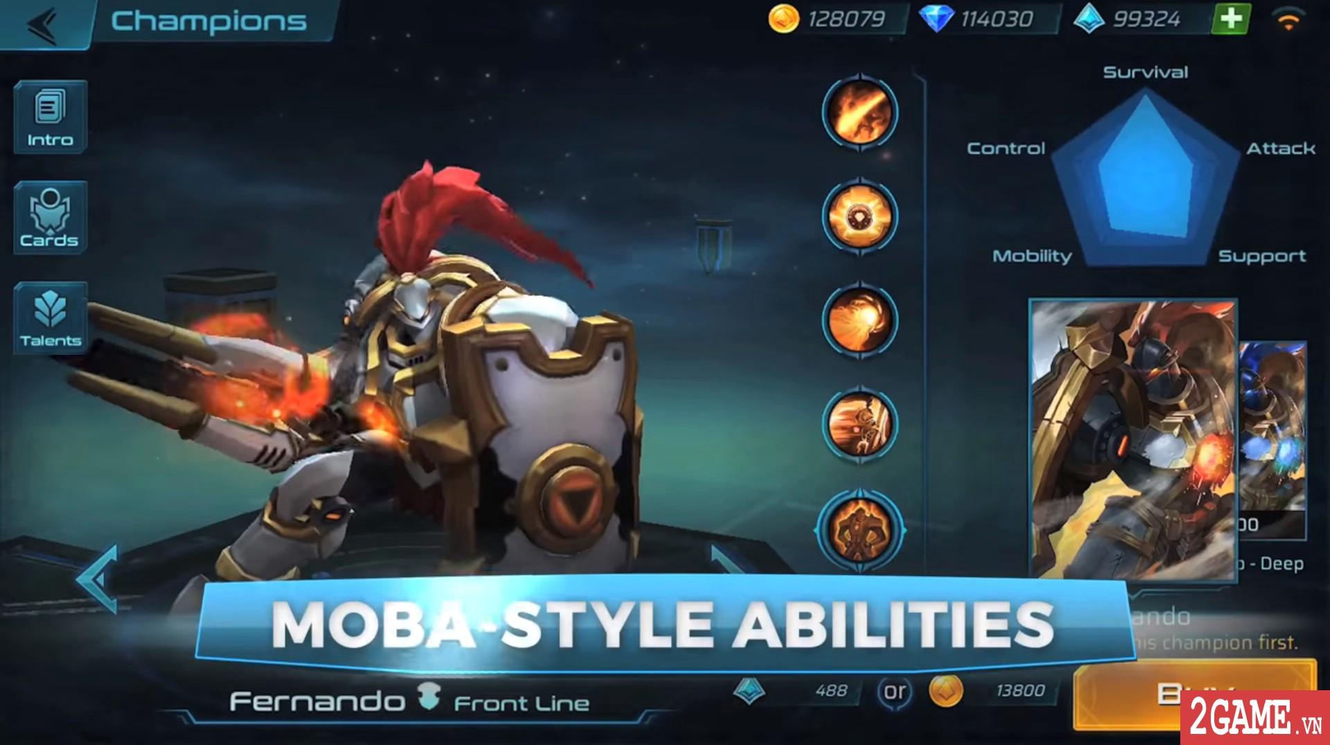 Paladins Strike – Phiên bản MOBA của tượng đài game bắn súng thế hệ mới trên PC đã lộ diện 2
