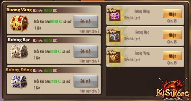Game thủ Kỵ Sĩ Rồng Mobile tỏ ra khác biệt ngay từ cách thức tuyển thành viên vô bang 4