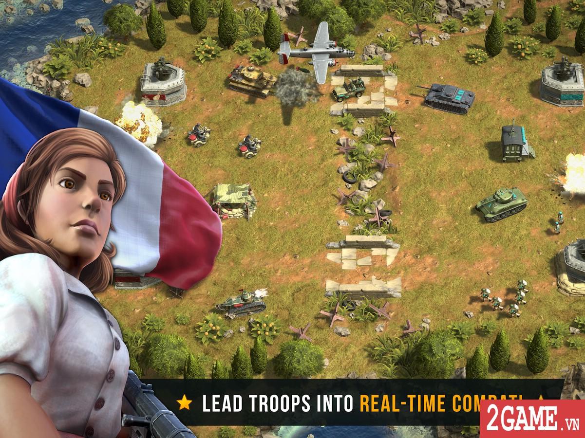 Battle Islands: Commanders - Game chiến thuật điều quân quá hay cho tín đồ mobile game 2
