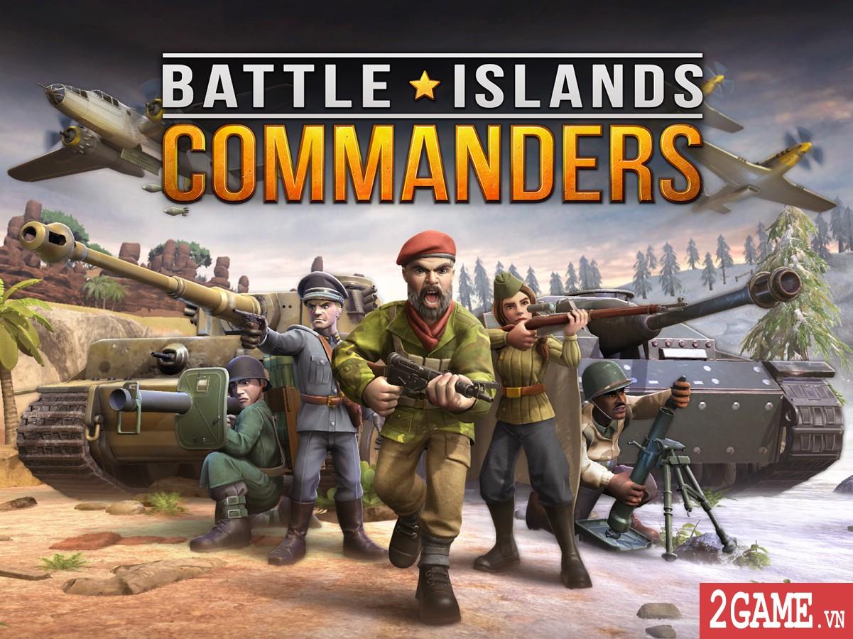 Battle Islands: Commanders - Game chiến thuật điều quân quá hay cho tín đồ mobile game 7