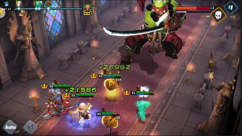 Chơi thử Doto Mobile - Cảm giác WarCraft 3 thân quen, cơ chế chiến đấu đầy mãn nhãn 3