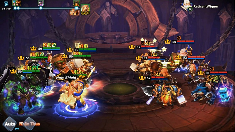 Chơi thử Doto Mobile - Cảm giác WarCraft 3 thân quen, cơ chế chiến đấu đầy mãn nhãn 4