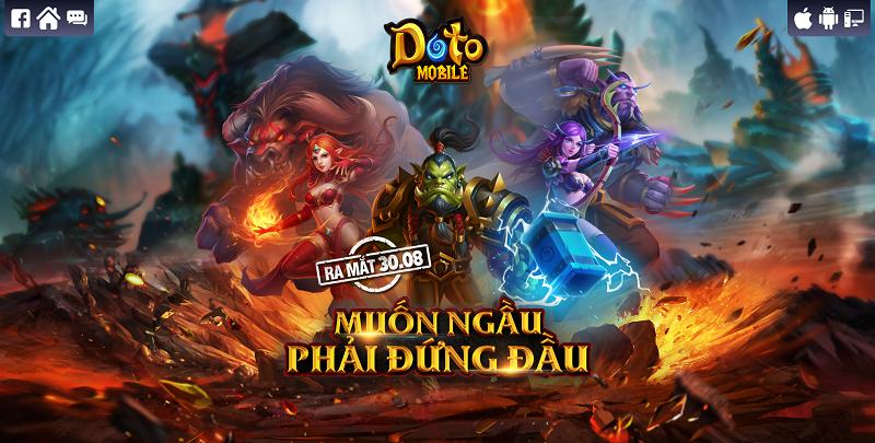 Doto Mobile ấn định ngày giờ ra mắt tại Việt Nam 2