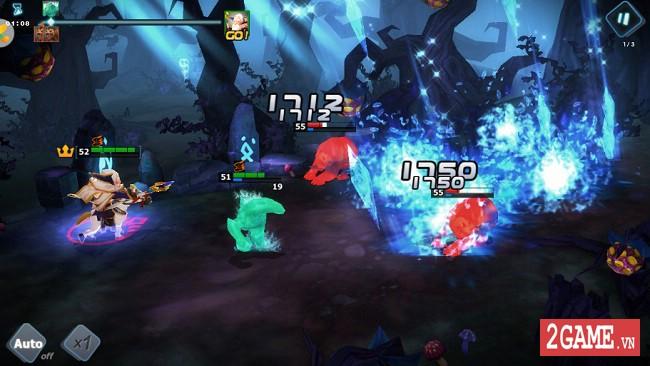 Chơi thử Doto Mobile - Cảm giác WarCraft 3 thân quen, cơ chế chiến đấu đầy mãn nhãn 5